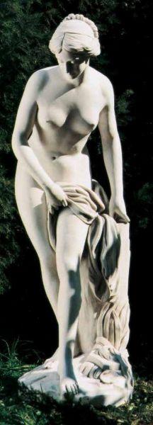 Gartenfigur Statue Falconet