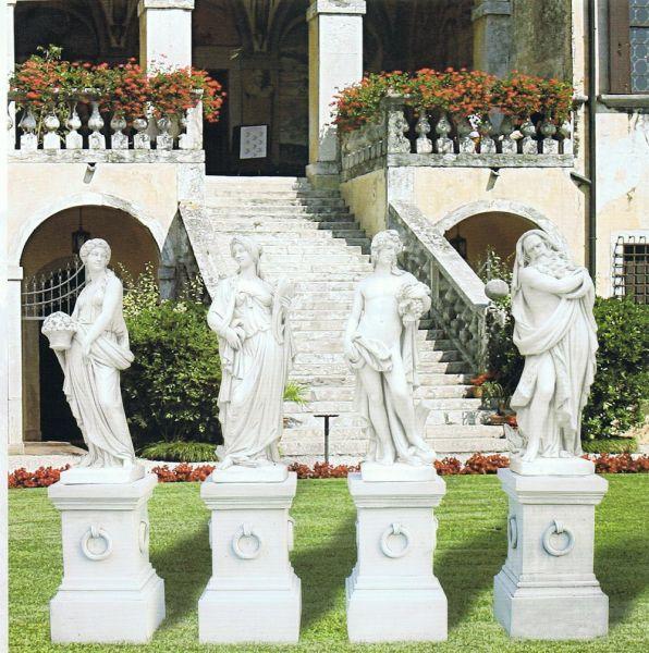 Gartenfigur Statue Serie Quattro Stagioni 424 IP