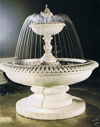 Springbrunnen/Etagenbrunnen Palermo Made in Italy
