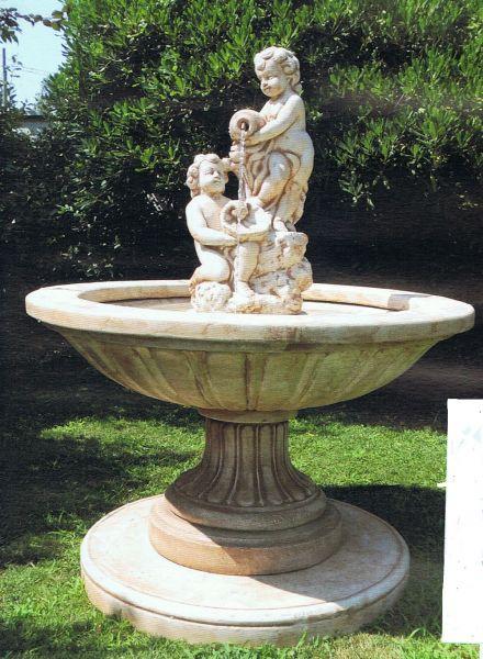 Springbrunnen Pozzuoli Made in Italy