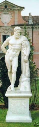 Gartenfigur Statue Hercules 471 IP (ohne Sockel)