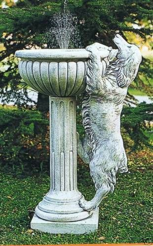 Springbrunnen Capri Made in Italy