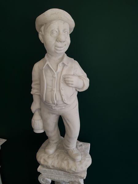 "Gartenfigur Mann ""Bartolino"""