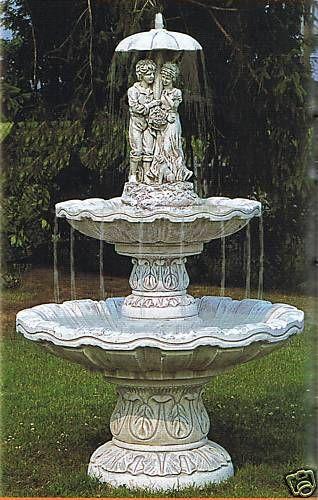 Springbrunnen/Etagenbrunnen Portorose