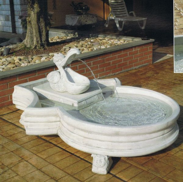 Springbrunnen Lagos Made in Italy